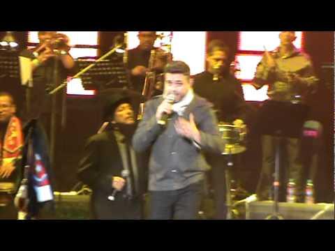 Ruben Blades con Luis Enrique