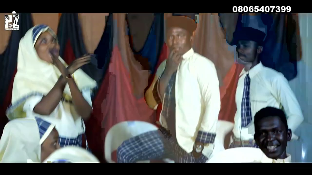 Download Rahab saleem _Labarin Zuciya (Official video)