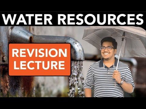 Geography: Water Resources (Revision)