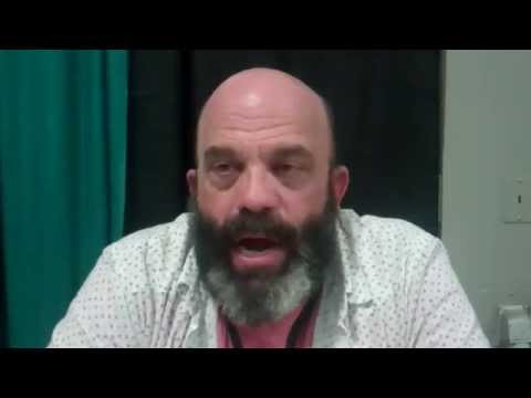Lee Arenberg Mike Moffit on Seinfeld MagicCityComicCon
