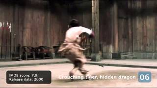 Top 10 martial arts movies of the last decade (1995-2012)