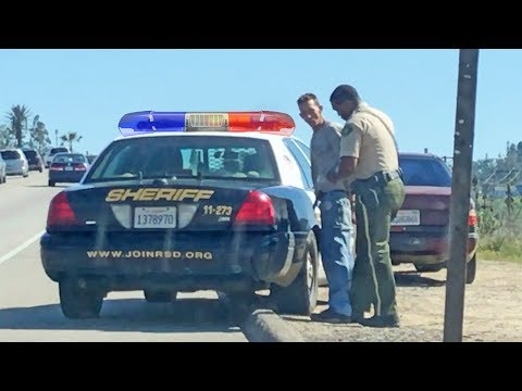 Found thief in our home, high speed chase and confronted him! (police arrested him)