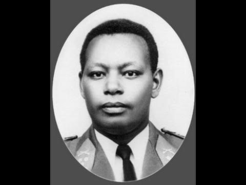 Burundi:Portait de l'ancien président burundais Jean-Baptiste Bagaza