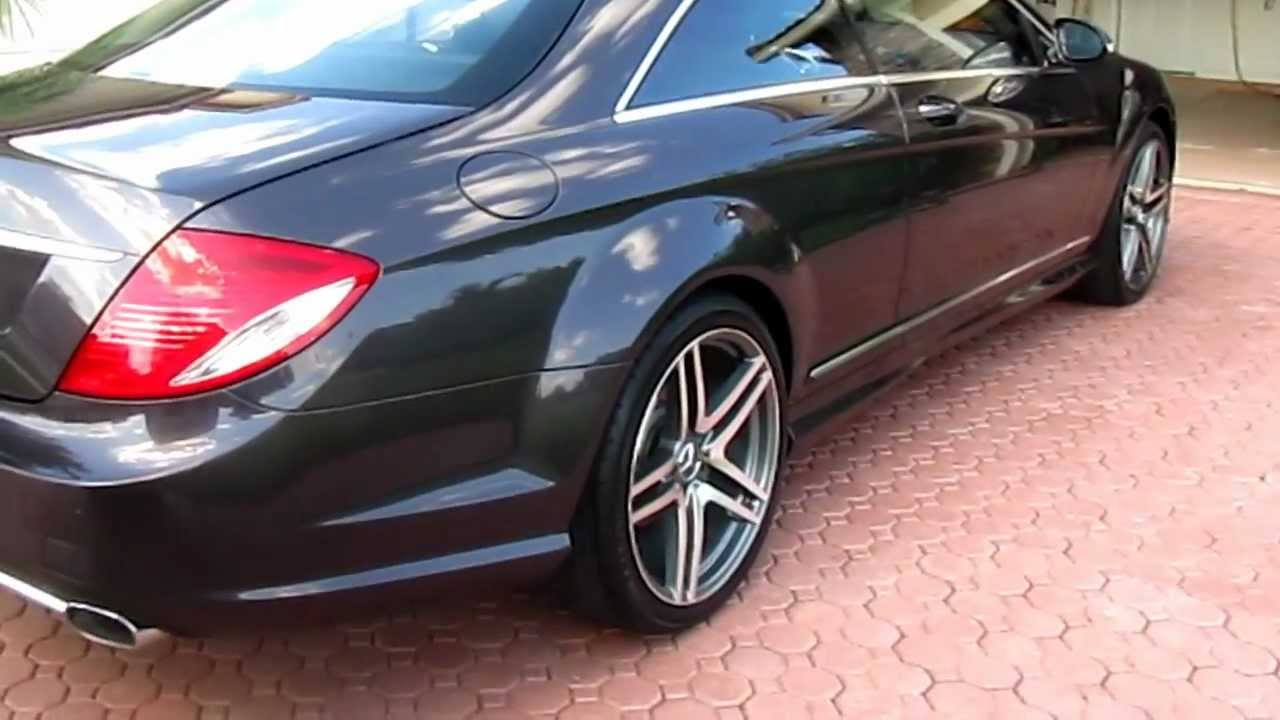 Mercedes-Benz CL550 in Palm Beach by Advanced Detailing of ...