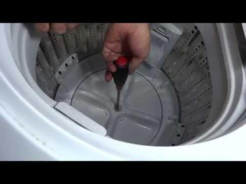 2BL洗濯機が壊れて、水が回らない!!空回りしてハネ-パルセーターが回転??軸受け-軸にGM-8300で肉盛り修理すれば!!プロペラの補修前に基板交換メンテもしたって!!sony30V記録