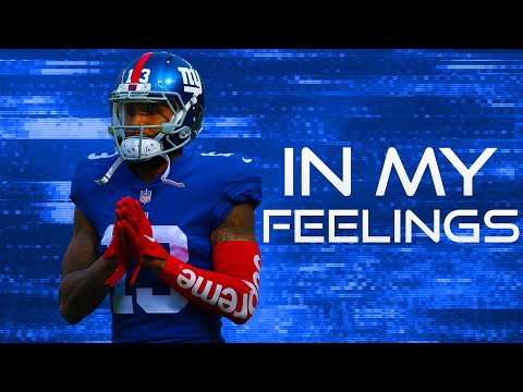 "Odell Beckham Jr. - ""IN MY FEELINGS""..."