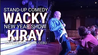 Part 1 - Wacky Kiray Best Comedy Act Na May Kasamang Pahaplos sa T*ti. Laugh Trip to!