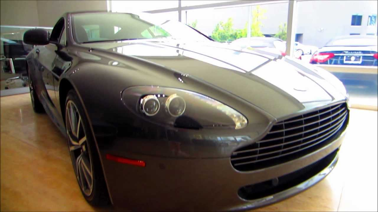 2012 Aston Martin Vantage V8 / Cars By Brasspineapple Productions