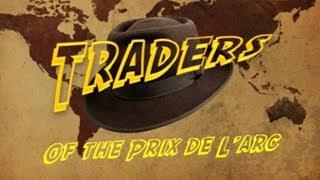Peter Webb, Bet Angel - Trading French racing - The Prix de l'Arc de Triomphe