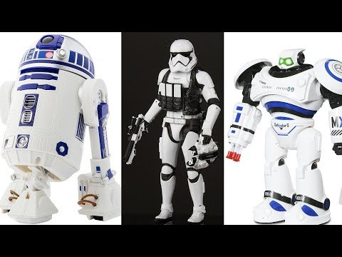 5 Cool Robots You Can Buy For Christmas Gifts – Best Robot Toys #33