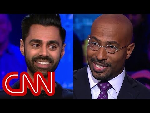 Van Jones To Comic: Why Are You Still Messing With The Saudis?