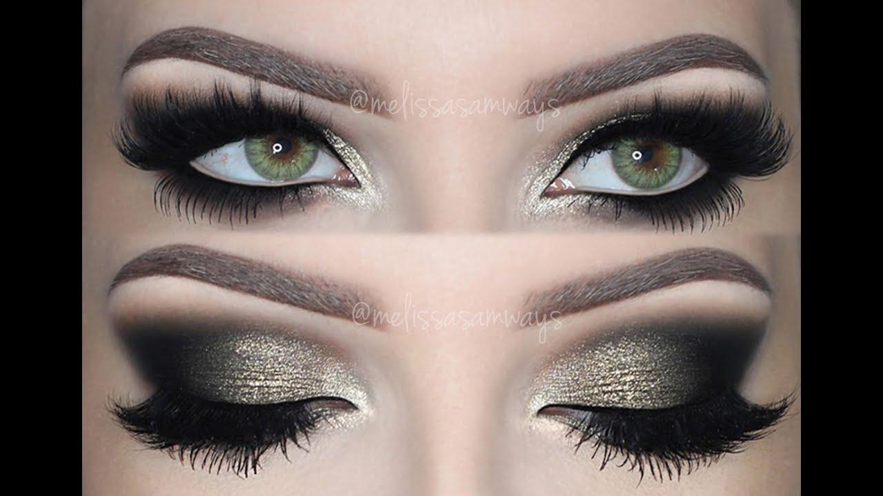 Metallic Night Out Makeup Tutorial! ♡