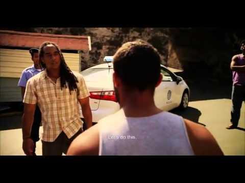 Download Falcon Rising (2014) Fight Scene - Lateef Crowder Dos Santos