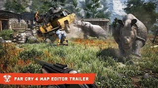 Far Cry 4 - Map Editor Trailer