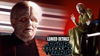 Star Wars Episode 9 Snoke & Emperor Palpatine Revelation! Potential Spoilers
