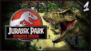 Jurassic Park: Operation Genesis | Let