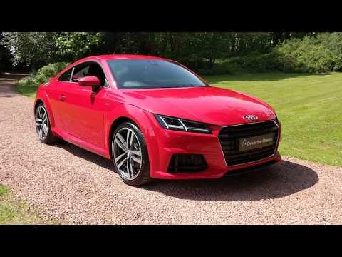 Audi TT 2.0 TFSI S LINE COUPE
