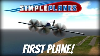 Simple Planes Gameplay- Ep 1- My First Plane!