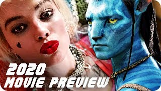 Top Upcoming Movies 2020 | The 20 Most Anticipated Movies of 2020