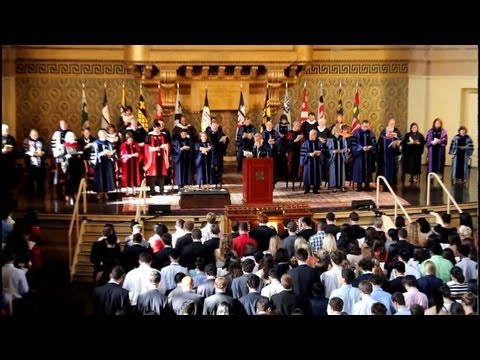 Yale College Freshman Assembly 2013