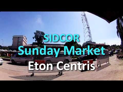 Sidcor Sunday Market | Eton Centris