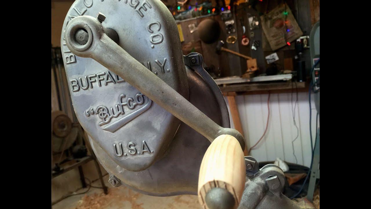 Modern Blacksmith - Forge Blower Restore | 6 Wranglerstar
