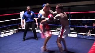 KO Blood and Glory 2 - Michael Wiseman Vs Martin Goig
