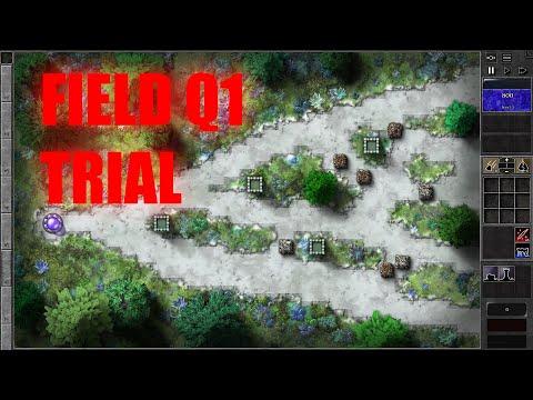 Field Q1 Trial - GemCraft - Frostborn Wrath |
