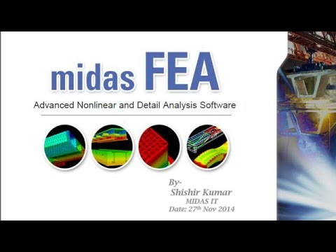 Download midas FEA Free