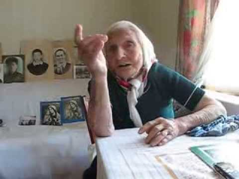 98 year old volga german in russia part 1 on learning for Voga deutsch