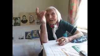 98-year-old Volga German in Russia - Part 1: On learning Russian language