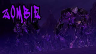 Трансформеры Прайм(Zombie)