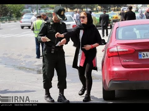 Iranian Women Share their Morality Police Tales