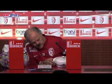Football / Quand un journaliste offre un cadeau d'anniversaire à René Girard - 03/04