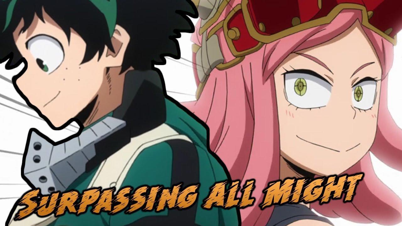 Becoming The Next Symbol of Peace | My Hero Academia Season 3 Episode 14