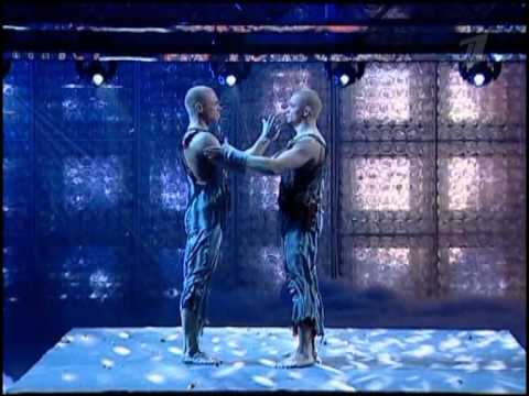 Grynchenko Brothers.DUO ACROBATS .RUSSIA GOT TALENT 2010