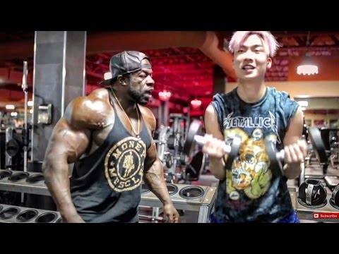 Kali Muscle + Rice Gum   TOAST ALL ROASTERS (DISS WORKOUT)