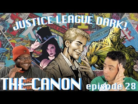 JUSTICE LEAGUE DARK - Episode 29
