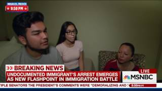 Deported Phoenix Mom Speaks Out