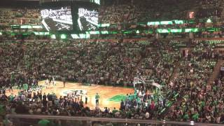 Boston Celtics Opening Night Intros 10 26 16