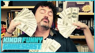 How Crowdfunding Changes Game Development w/Tim Schafer - Kinda Funny Gamescast Ep. 108 (Pt. 2)