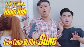 Phim Hài 2018 | Băng Cướp Cà Tưng - Xuân Nghị, Thanh Tân, Duy Phước, Nhi Ruby