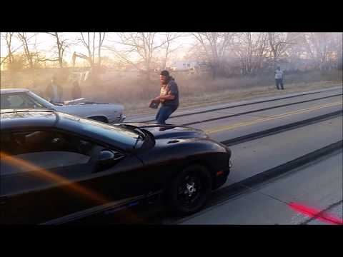 small tire street racing in the 918
