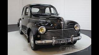 Peugeot 203C 1955 -VIDEO- www.ERclassics.com