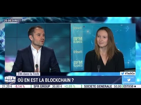 Claire Balva - Blockchain Partner