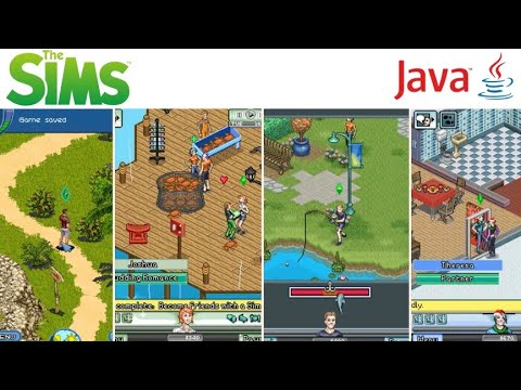 All The Sims Games In Java Mobile