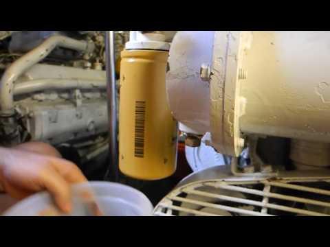 Engine Zinc Removal