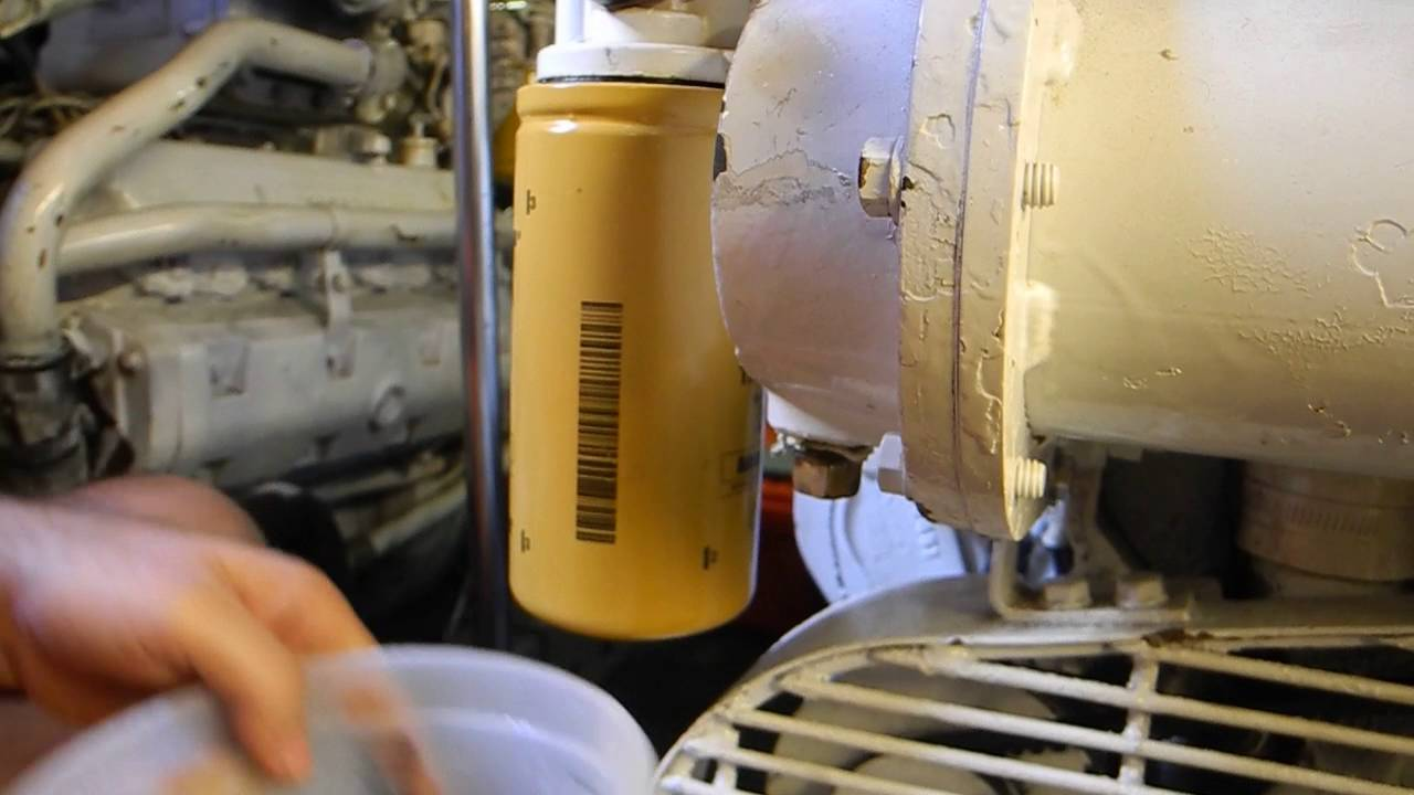 Engine Zinc Removal