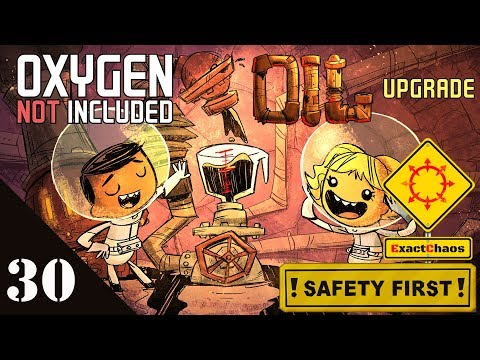 Oxygen Not Included Let's Play 30 - Thermo Aquatuner Woes