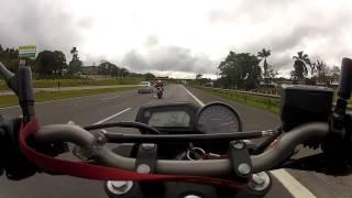 XJ6n x Ducati Monster 696